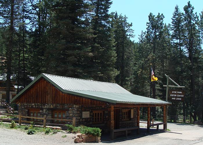Hyde Visitor Center