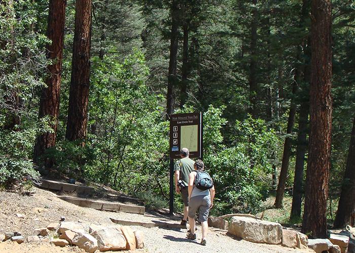 Hyde Memorial Hikers