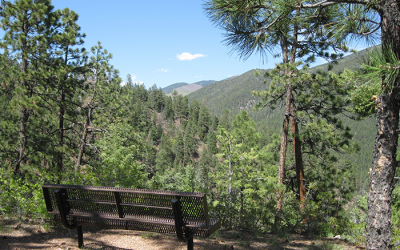 New Mexico State Park Series: Hyde Park