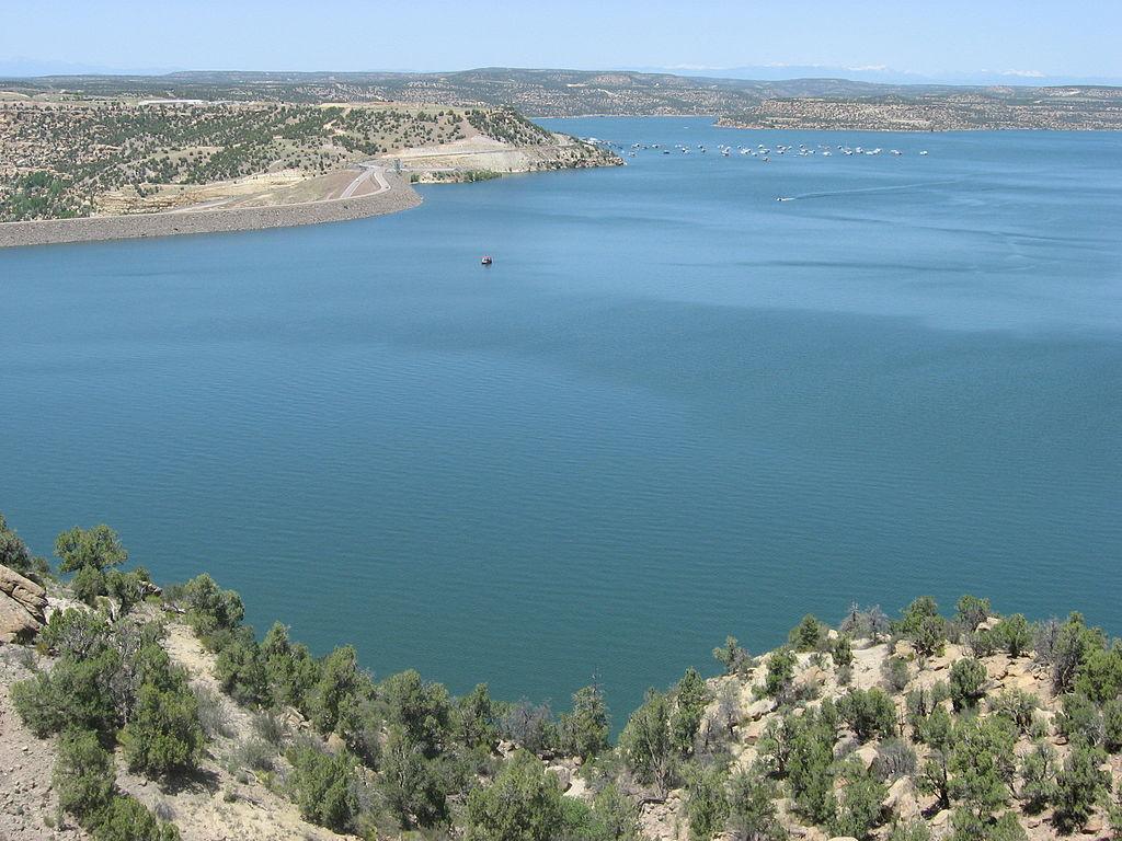 Navajo Lake, New Mexico