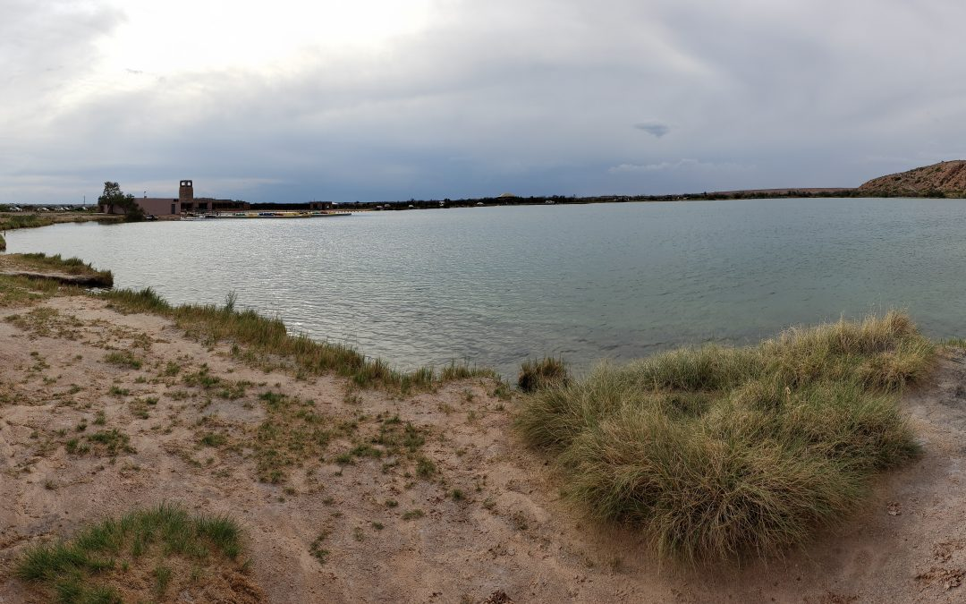 New Mexico State Park Series: Bottomless Lakes State Park