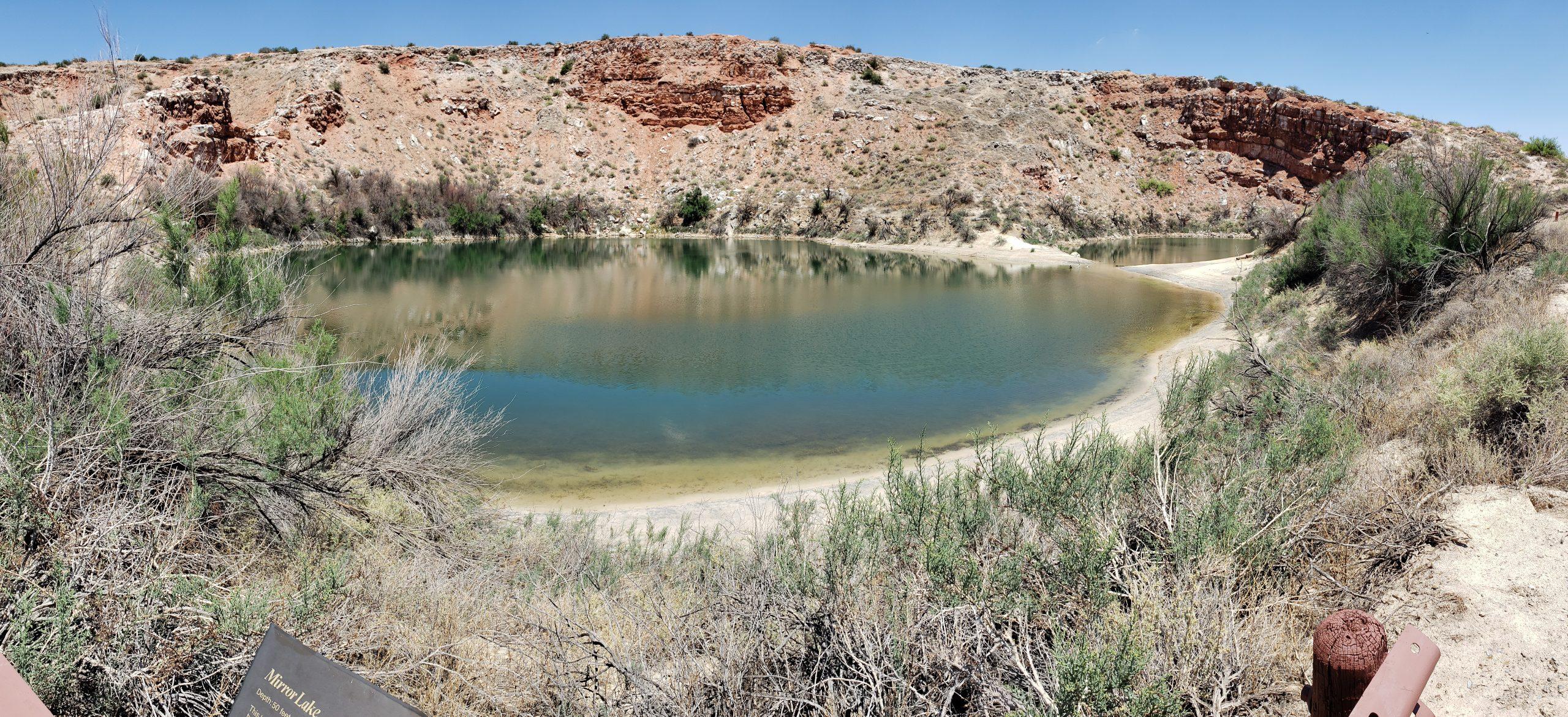 Bottomless Lakes 2